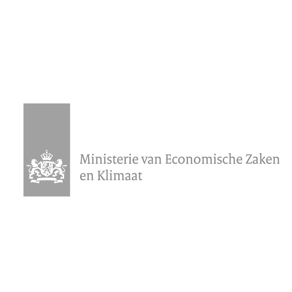 Ministerie van Economische Zaken en Klimaat logo