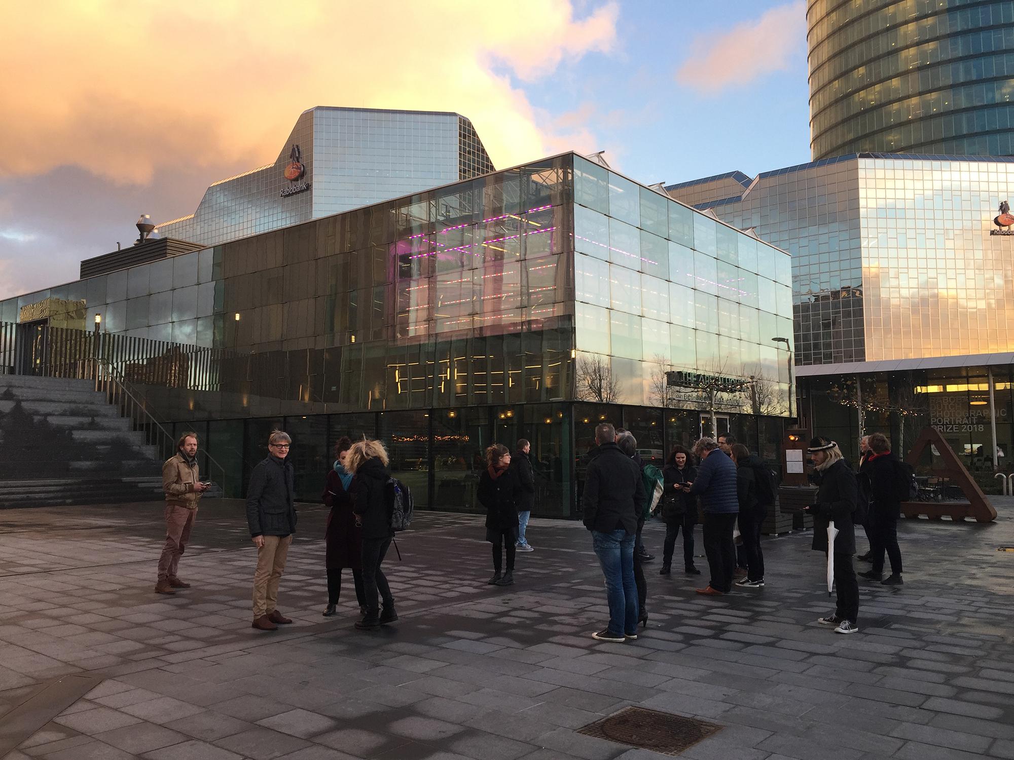 Positive Sound in Beurskwartier Utrecht